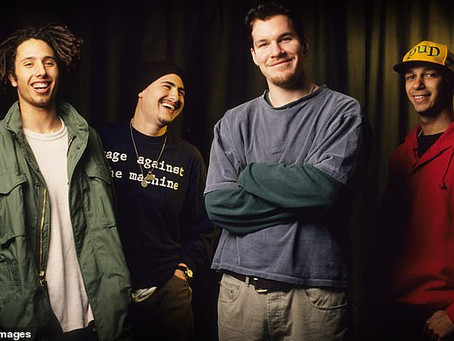 Rage Against The Machine reunion