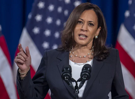 "Kamala Harris: Trump ""Full Time In Different Reality"""