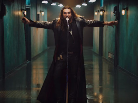 Ozzy Osbourne casts Jason Momoa to play him in a new music video
