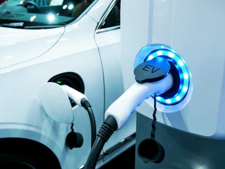 Two and a half times more electric cars were sold than in the same period last year
