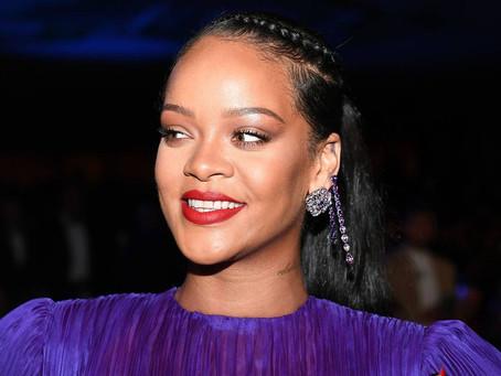 Rihanna donates $5 million to help fight COVID-19