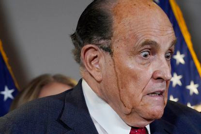 Intensifying the investigation against Rudy Giuliani