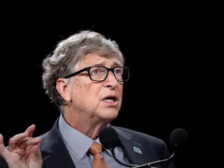 Gates wants a campaign: Celebrities to advertise the vaccine