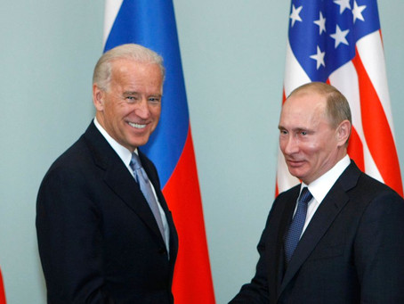 Biden and Russia