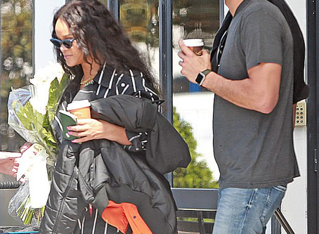 Rihanna broken up with her billionaire boyfriend