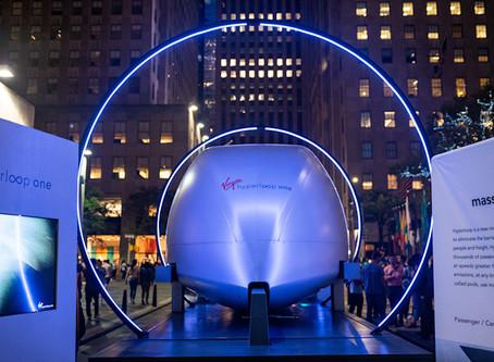 Virgin Hyperloop XP-1, vehicle of the future