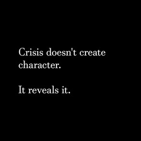 """""""Crisis"""" is an ancient Greek word, translated as court"""