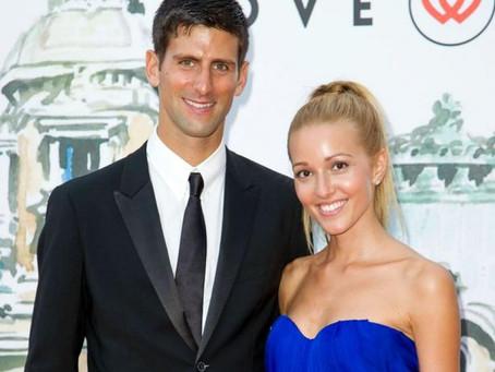 Novak Djokovic donates one million euros to Serbia to fight COVID-19