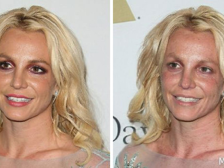 Another face application - MakeApp, removes makeup
