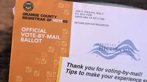 Is election theft in sight? A postal worker claims to have discovered vote theft!
