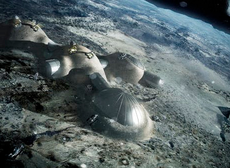Moon base - how to make it safe for tourists