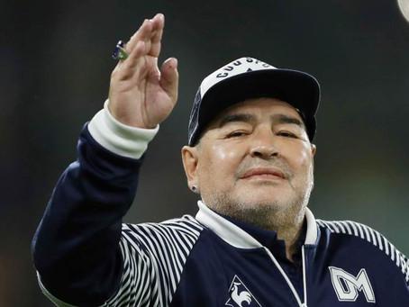 Maradona passed away at 60