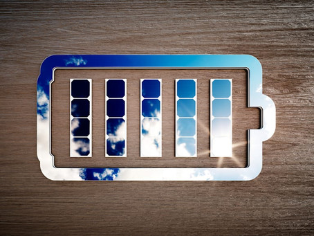 Batteries accelerate the global energy transition