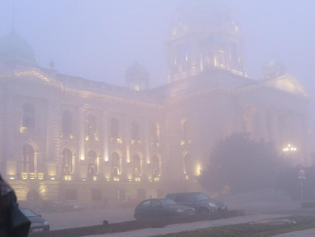 Everyone, even the greatest expert, who presents real data on pollution in Serbia, is fired