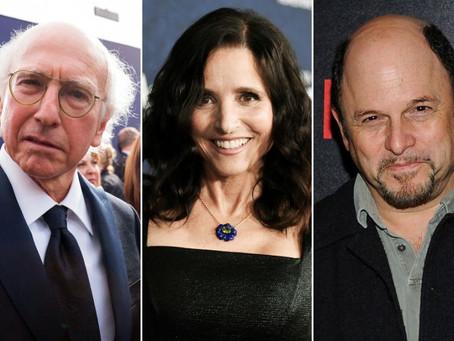 'Seinfeld' stars reunite to help Texas Democrats