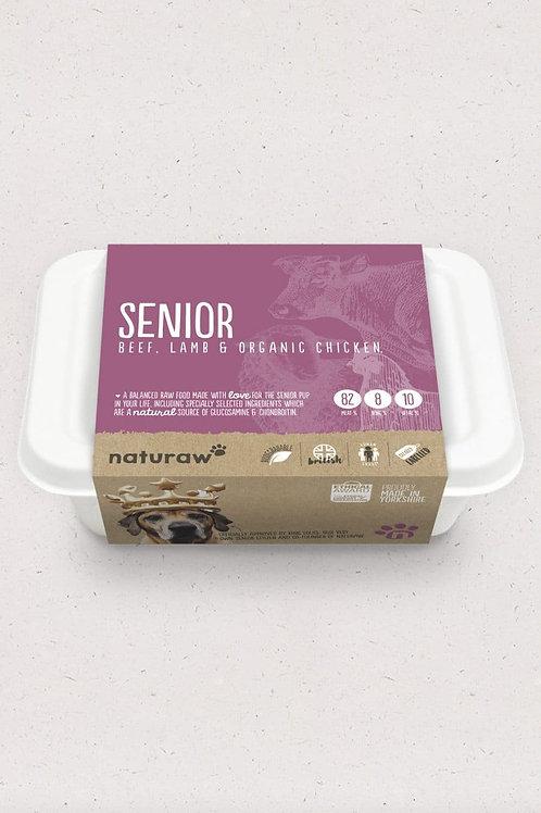 Senior – Beef, Lamb & Organic Chicken (500g)