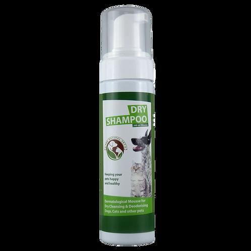 Dry Shampoo 200ml Mousse