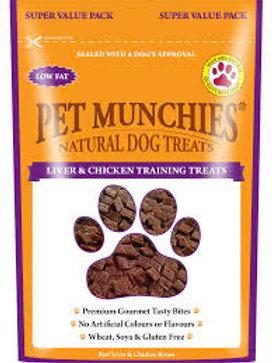Pet Munchies Training Treats 150g