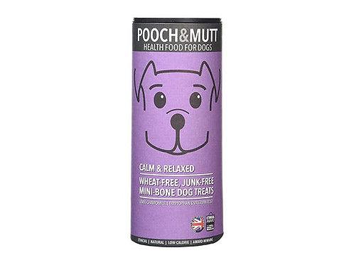 Pooch & Mutt Calm & Relax Mini Bone Treat