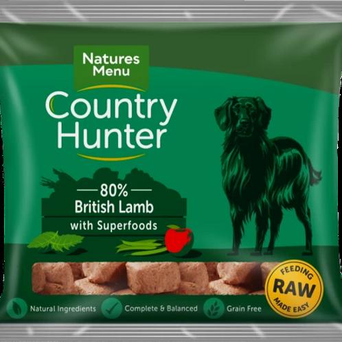 British Lamb With Superfoods