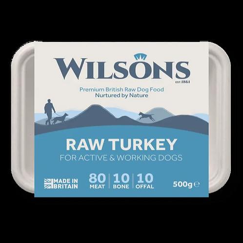 Wisons Core Turkey 80 10 10  500g