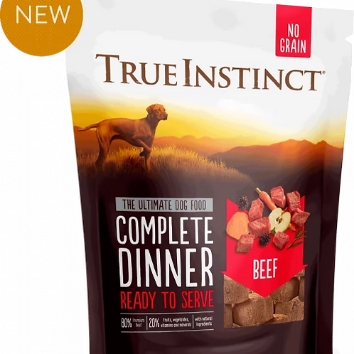 True Instinct Freeze Dried Raw