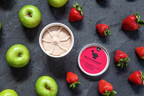 Billy & Margot Ice Treat - Strawberry & Apple