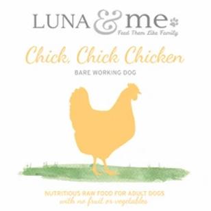 Bare Chic Chic Chicken 600 G