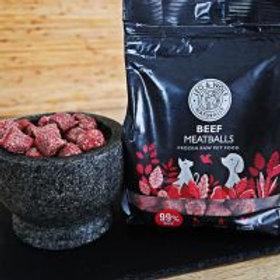 Leo & Wolf Beef Meatballs  1KG
