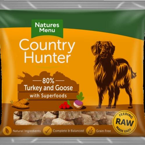Turkey & Goose Nuggets 1kg