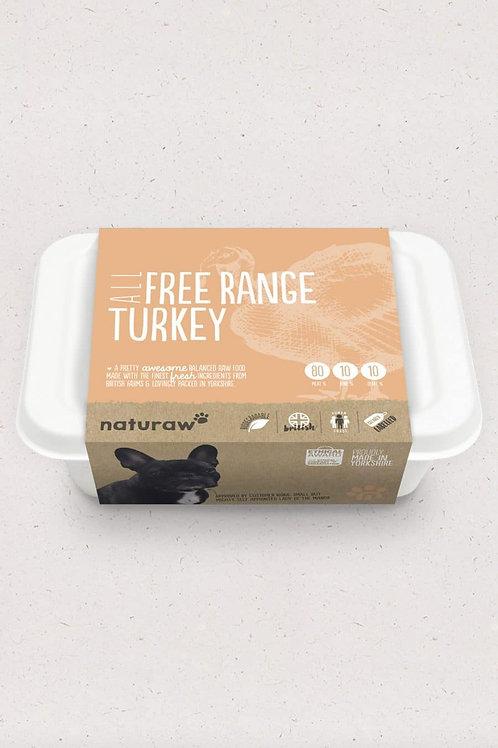 All Free Range Turkey (500g)