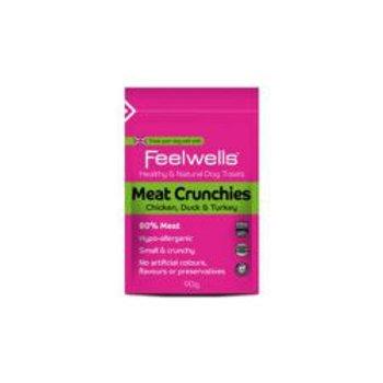 Feelwells Meat Crunchies 90 G