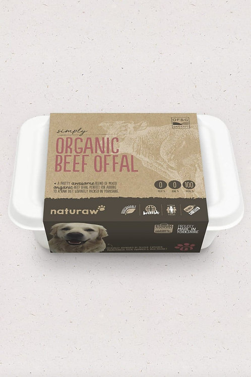 Simply Organic Beef Offal (500g)