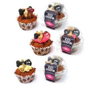 Woofin Cupcakes