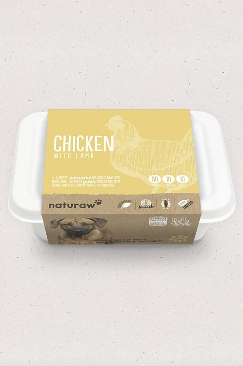 Chicken with Lamb (500g)