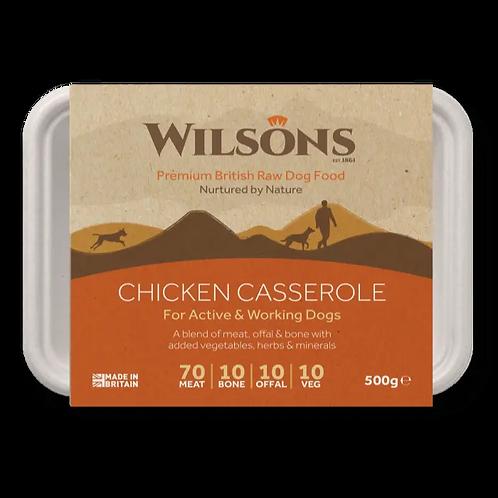 Wilsons Chicken Casserole 500g