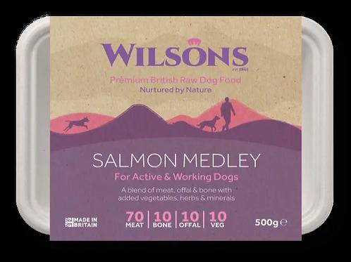 Wilson Salmon Medley 500g