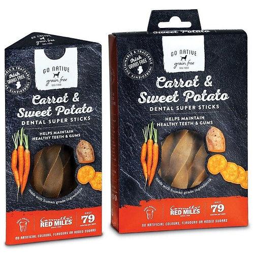 Go Native Dental Carrot &Sweet potato