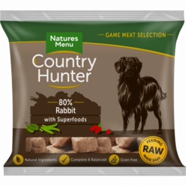 Rabbit With Superfoods