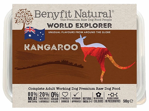 World Explorer Kangaroo