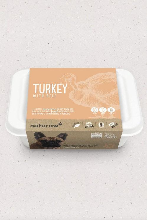 Turkey with Beef (500g)