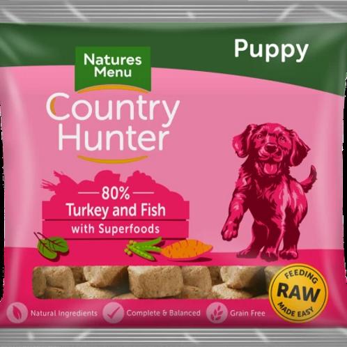 Puppy Turkey & Fish