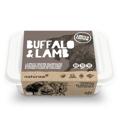 Buffalo and Lamb (500g)