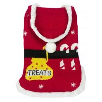 Santa Red Hooded Suit 18''
