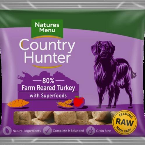 Farm Reared Turkey Nuggets 1kg