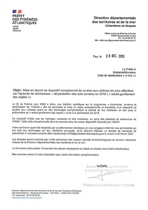 Courrier Prefet secheresse 2018_SGN-page