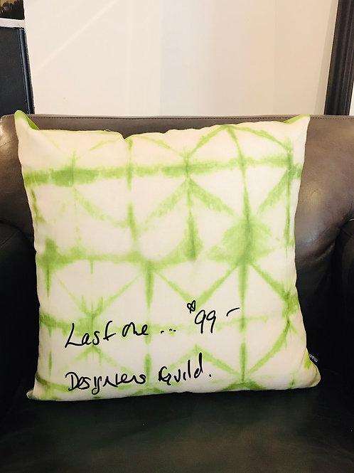 Designer Guild outdoor cushion