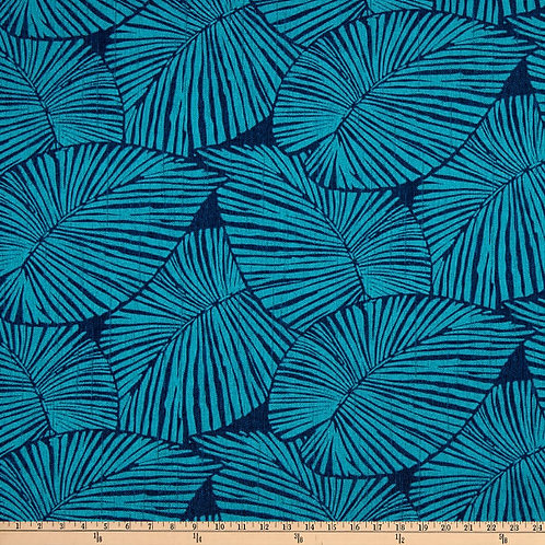 """Classic blues - outdoor fabric 54"""""""