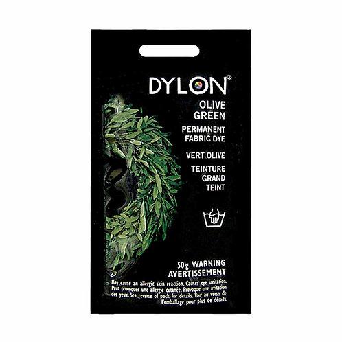 Dylon 50g Dye - Olive Green