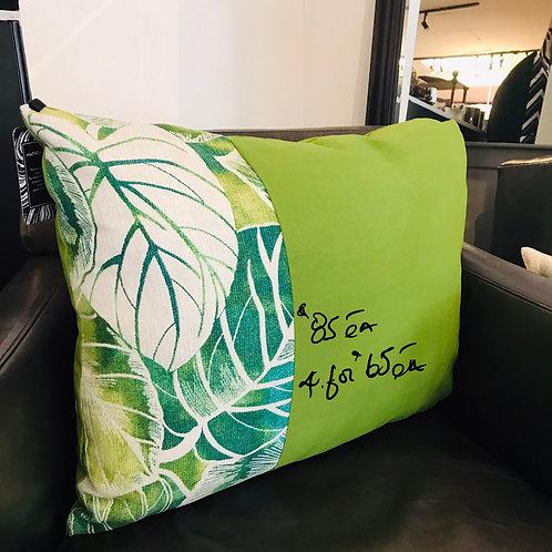 Custom design outdoor cushions